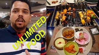 Barbeque Nation ! Unlimited Non Veg and Veg Food at 999 ONLY ! Mumbai 2018 ! My Experience