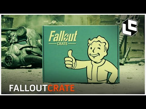 Bi-Monthly Fallout® Crate Debuts from Loot Crate and Bethesda Softworks®