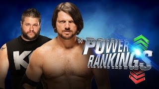AJ Styles surges up WWE Power Rankings: April 16, 2016