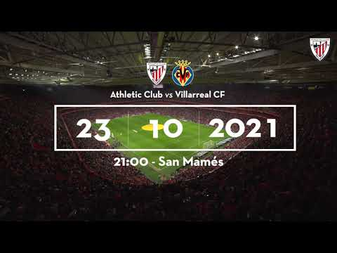 100% Athletic Club | Athletic vs Villarreal | The Cathedral roars again