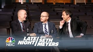 Men in Blazers: How It Went - Late Night with Seth Meyers