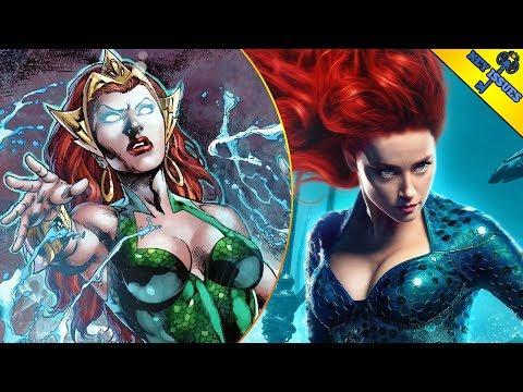 Comic Book Origins: Mera