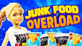 Barbie - Junk Food Overload   Ep.26