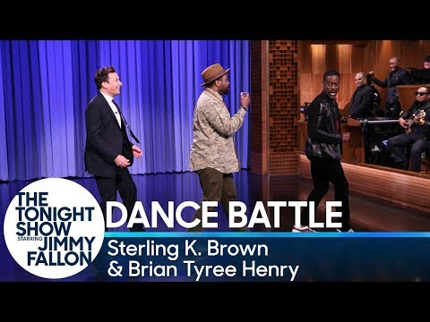 Dance Battle with Sterling K. Brown and Brian Tyree Henry