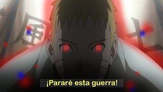 Naruto Uzumaki explota FURIOSO para detener la 5ta GUERRA SHINOBI