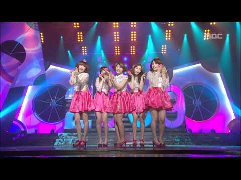 KARA - Pretty Girl, 카라 - 프리티 걸, Music Core 20090103
