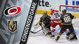 12/12/17 Condensed Game: Hurricanes @ Golden Knights