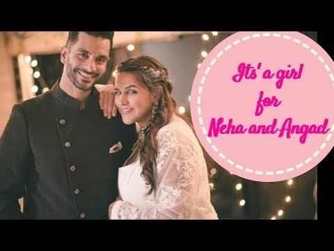 Neha Dhupia and Angad Bedi become parents to a baby girl