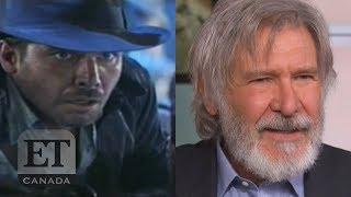Harrison Ford Won't Let Chris Pine Play 'Indiana Jones'