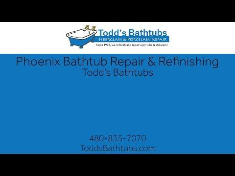 Phoenix Bathtub Repair & Refinishing