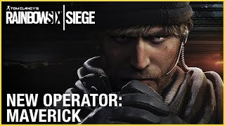 Rainbow Six Siege - New Operator: Maverick