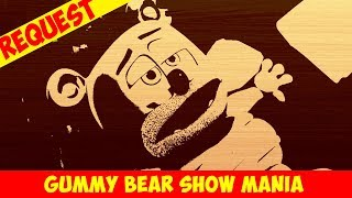 Gumphibian (Sketchbook Drawing Effect) - Gummy Bear Show MANIA