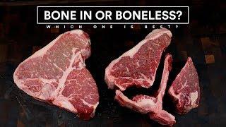 Bone In Steak vs Boneless Steak Sous Vide Experiment
