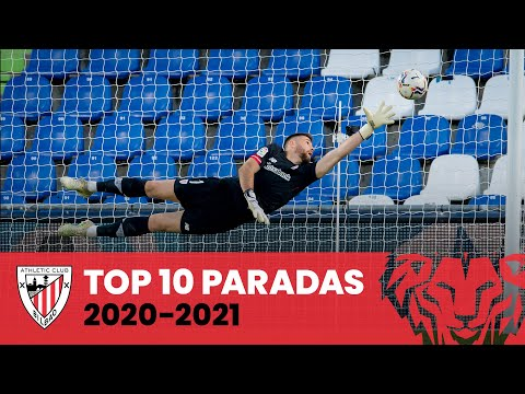 Top 10 Paradas Athletic Club – Geldiketak (2020-2021)
