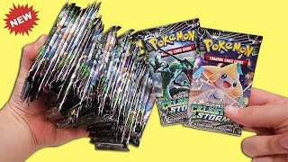 Opening a Celestial Storm Booster Box (36 Packs) **NEW**