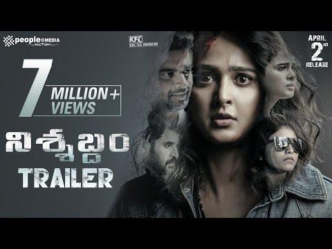 Nishabdham Trailer