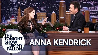 Anna Kendrick Does Her Impression of Kristen Stewart Talking About Pitch Perfect 3