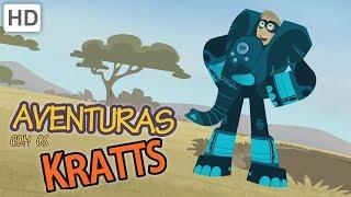 Aventuras com os Kratts - Poder Animal (Episódio Completo - HD)