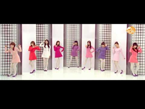 SNSD - Hahaha - Dance Version [MV]