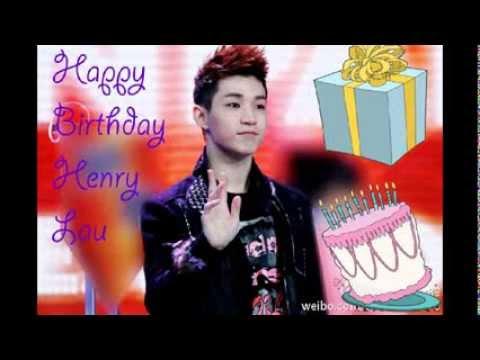 Henry Lau 24th Birthday
