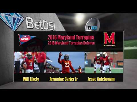2016 NCAA Betting | Maryland Terrapins Team Preview and Odds