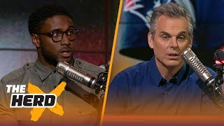 Reggie Bush on New England's dynasty, the top-5 RBs in the NFL and more | THE HERD