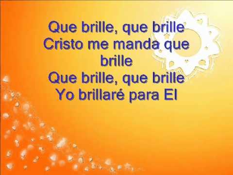 Cristo me manda que brille...Himnos SUD