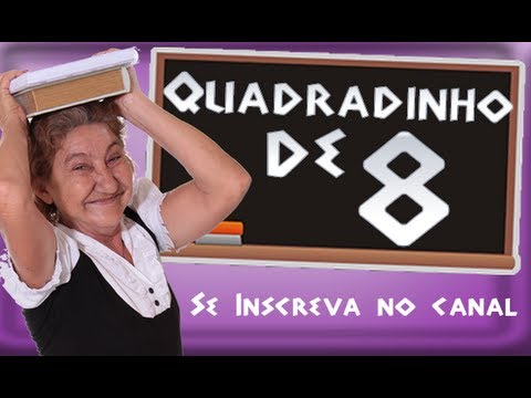 Baixar AULAS DA IRENE - QUADRADINHO DE OITO