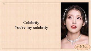 IU (아이유) - Celebrity (Easy Lyrics)