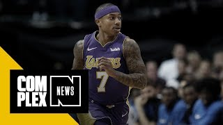Isaiah Thomas Says Cavs 'Were in Panic Mode' When they Traded Him