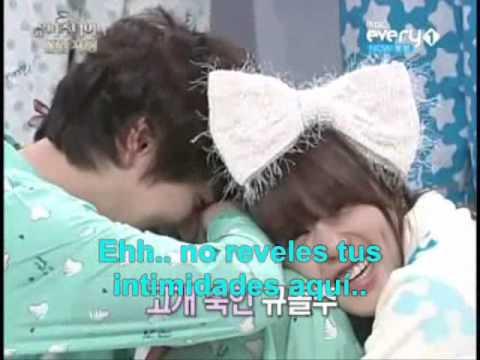 Kyuhyun piensa en Sungmin en todo momento P1