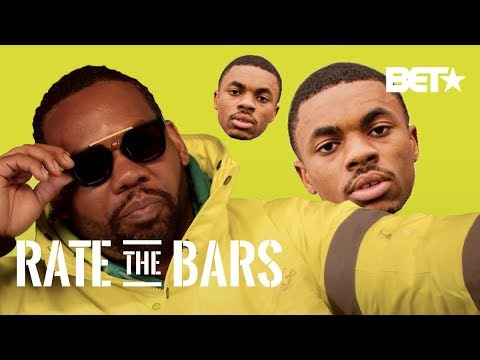 Raekwon Goes In On These Vince Staples Bars | Rate The Bars