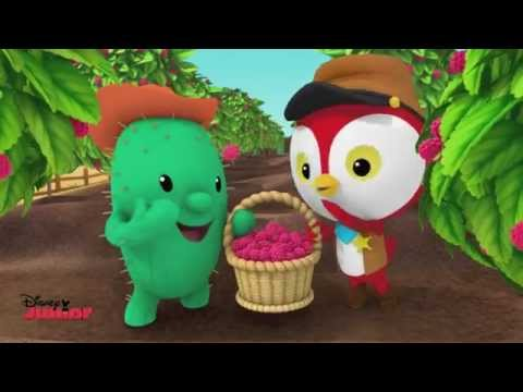 Sheriff Callie - Working Together Song - Disney Junior UK HD
