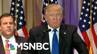 Donald Trump Guts Planned Parenthood With New Abortion Rule | The Beat With Ari Melber | MSNBC