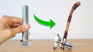 Mini STORMBREAKER built from BOLT