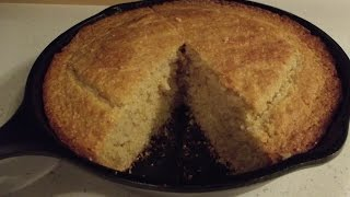 Buttermilk Cornbread - Heirloom Recipe - The Hillbilly Kitchen