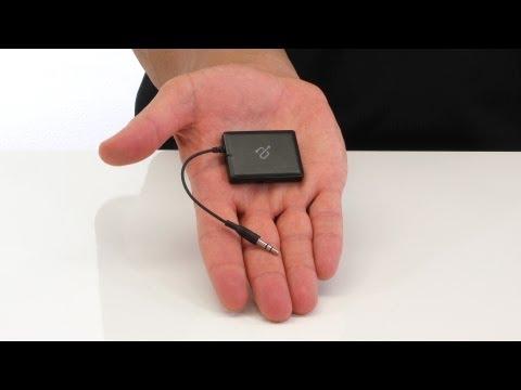 Aluratek iStream Universal Bluetooth Audio Receiver - Product Video