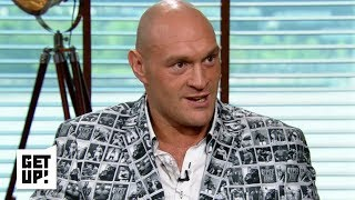 Tyson Fury says there's a 'very high chance' for a Deontay Wilder rematch | Get Up!