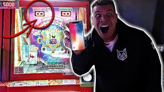 I Won an iPhone X From 200,000 Arcade Tickets (MEGA JACKPOT WIN)