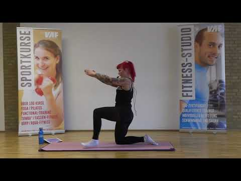 Pilates mit Maxi