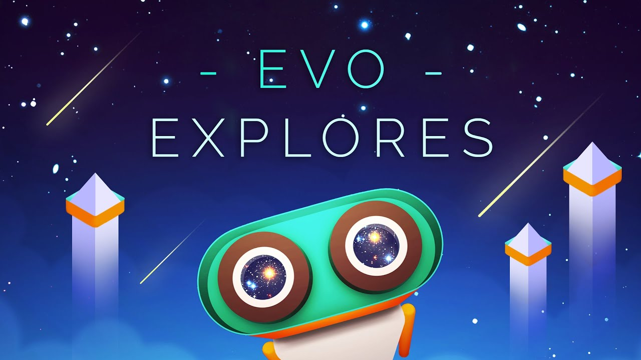 Play Evo Explores on PC 2