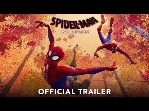 SPIDER-MAN: INTO THE SPIDER-VERSE - Official Trailer