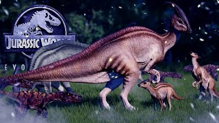 Jurassic World Evolution - WE NEEDED THIS! - New Dinosaur Updates & Are Babies Possible!? - Gameplay