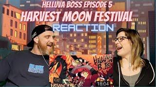 Helluva Boss - The Harvest Moon Festival - Episode 5 Reaction