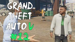 Grand Theft Auto 5 От Первого Лица #12 - Миссии Франклина