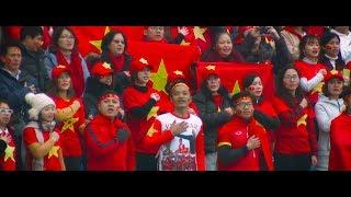 Tiến Lên U23 Việt Nam - QUỐC CA