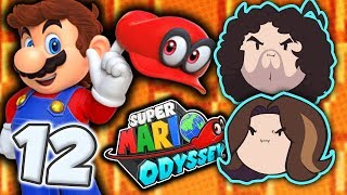 Super Mario Odyssey: Arin Likes Wigglers - PART 12 - Game Grumps