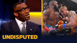 Jake Paul declines Tyron Woodley rematch after failing to get tattoo — Skip & Shannon | UNDISPUTED