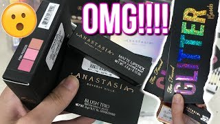 MARSHALLS ARE YOU KIDDING?! BUDGET BEAUTY BUYS   HIGH END MAKEUP FOR CHEAP