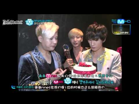 120719【中字】Mnet Wide News - Super Junior